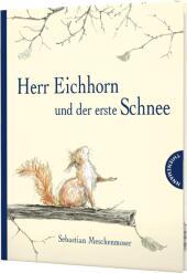 Herr Eichhorn und der erste Schnee Cover