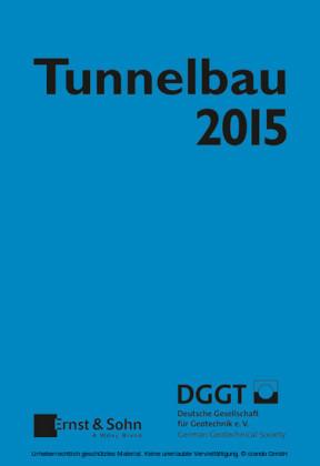 Taschenbuch für den Tunnelbau 2015