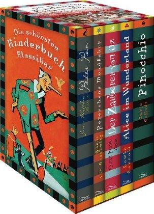 Die schönsten Kinderbuchklassiker, 5 Bde.