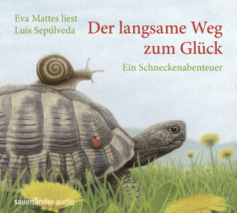 Der langsame Weg zum Glück, 1 Audio-CD