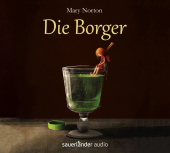 Die Borger, 4 Audio-CDs Cover