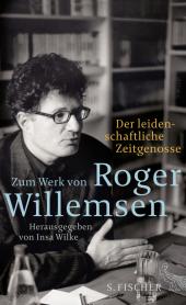 Zum Werk von Roger Willemsen Cover