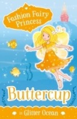 Buttercup in Glitter Ocean
