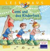 Conni und das Kinderfest Cover