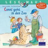 Conni geht in den Zoo Cover