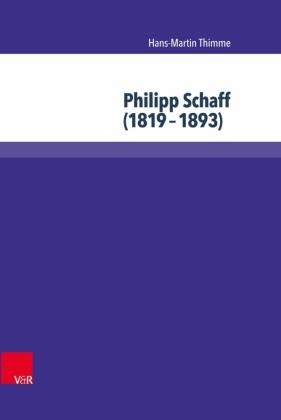 Philipp Schaff (1819-1893)