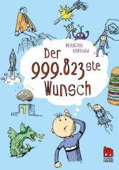 Der 999.823ste Wunsch Cover