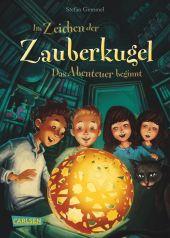 Im Zeichen der Zauberkugel - Das Abenteuer beginnt Cover