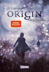 Obsidian - Origin. Schattenfunke Cover