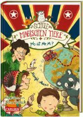 Die Schule der magischen Tiere - Wo ist Mr. M? Cover