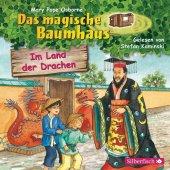 Das magische Baumhaus - Im Land der Drachen, 1 Audio-CD Cover