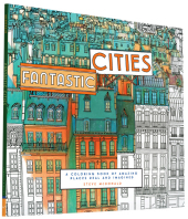 Fantastic Cities, English edition