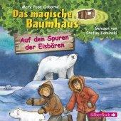Das magische Baumhaus - Auf den Spuren der Eisbären, 1 Audio-CD Cover