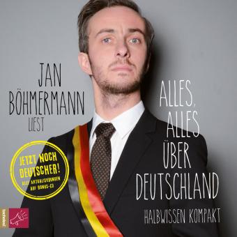 Alles, alles über Deutschland, 3 Audio-CDs (Neuausgabe)