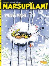Marsupilami - Weiße Magie Cover