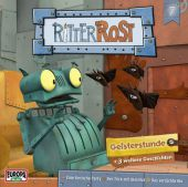 Ritter Rost - Geisterstunde, 1 Audio-CD Cover