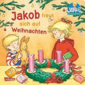 Jakob freut sich auf Weihnachten Cover