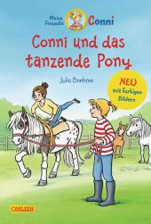 Meine Freundin Conni - Conni und das tanzende Pony Cover