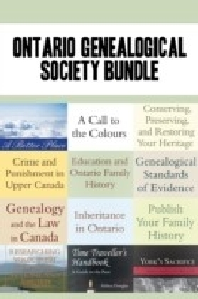 Ontario Genealogical Society Bundle