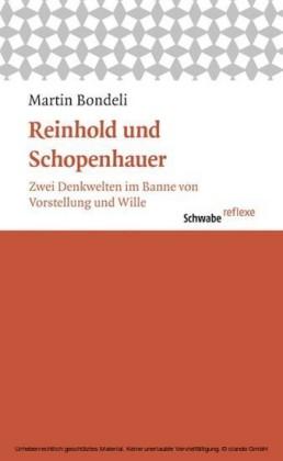 Reinhold und Schopenhauer