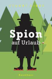 Spion auf Urlaub Cover