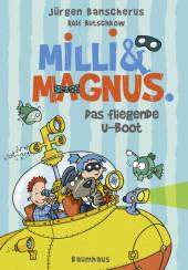 Milli & Magnus - Das fliegende U-Boot Cover