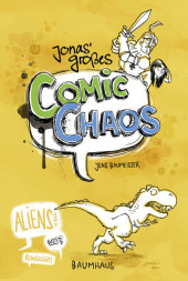 Jonas' großes Comic-Chaos Cover