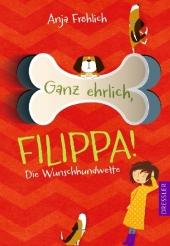 Ganz ehrlich, Filippa! Cover