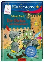 Die Olchis auf Klassenfahrt Cover