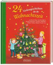 24 Vorlesegeschichten für die Weihnachtszeit Cover