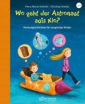 Wo geht der Astronaut aufs Klo? Cover