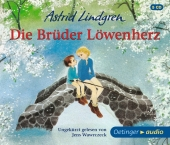 Die Brüder Löwenherz, 5 Audio-CDs Cover
