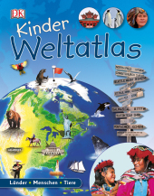 Kinder Weltatlas Cover