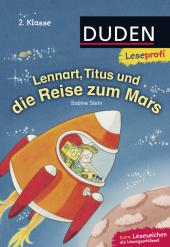 Lennart, Titus und die Reise zum Mars Cover