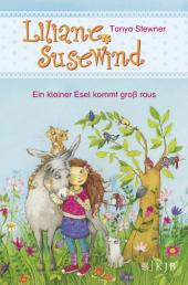 Liliane Susewind - Ein kleiner Esel kommt groß raus Cover
