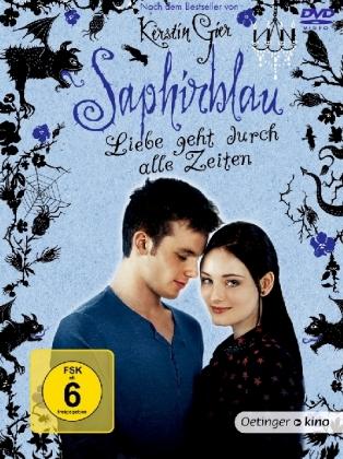 Saphirblau, DVD