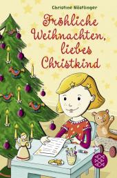 Fröhliche Weihnachten, liebes Christkind! Cover
