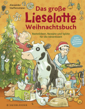 Das große Lieselotte Weihnachtsbuch Cover