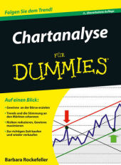 Chartanalyse für Dummies Cover