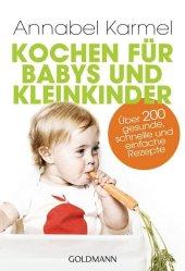 Kochen für Babys und Kleinkinder Cover