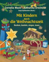 Mit Kindern durch die Weihnachtszeit Cover