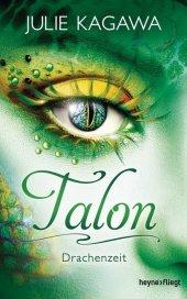 Talon - Drachenzeit Cover