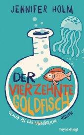 Der vierzehnte Goldfisch Cover