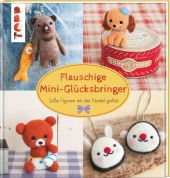 Flauschige Mini-Glücksbringer Cover