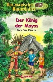 Das magische Baumhaus - Der König der Mayas Cover