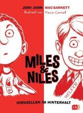 Miles & Niles - Hirnzellen im Hinterhalt Cover