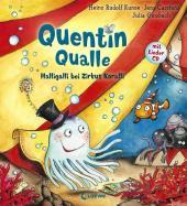 Quentin Qualle - Halligalli bei Zirkus Koralli, m. Audio-CD