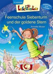 Feenschule Siebenturm und der goldene Stern Cover