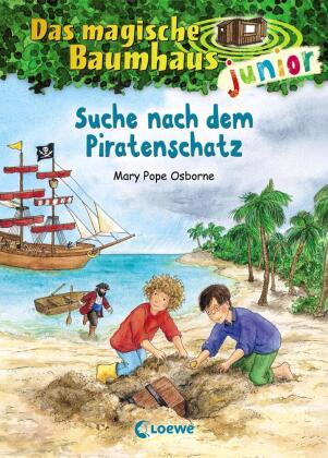 Das magische Baumhaus junior - Suche nach dem Piratenschatz
