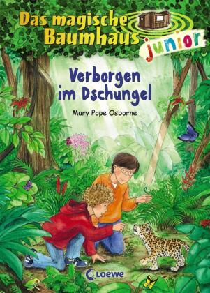 Das magische Baumhaus junior - Verborgen im Dschungel